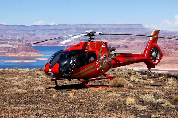 Helikopter Tower Butte Landing Tour - Page - Arizona - Doets Reizen