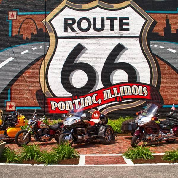 Route 66 - Chicago - Illinois - Doets Reizen