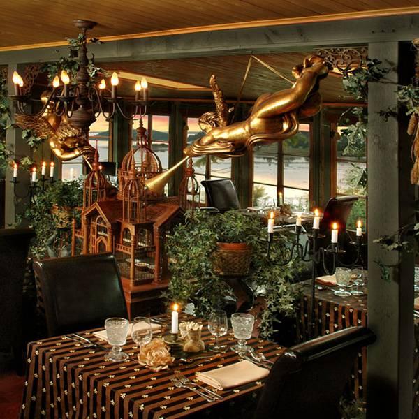 Auberge du Mange Grenouille - restaurant