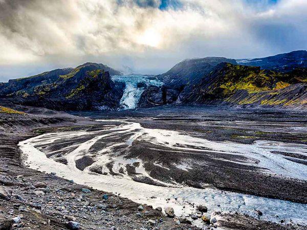 Eyjafjallajökull Glacier - IJsland - Doets Reizen