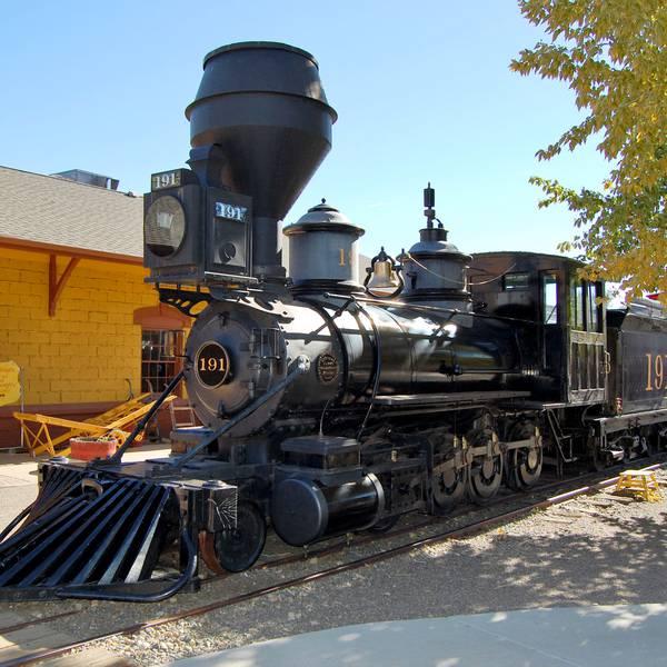 Colorado Railroad Museum - Denver - Colorado - Doets Reizen