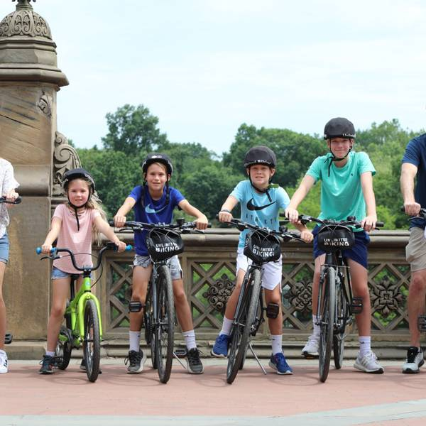 Fietsen Central Park - New York - Doets Reizen