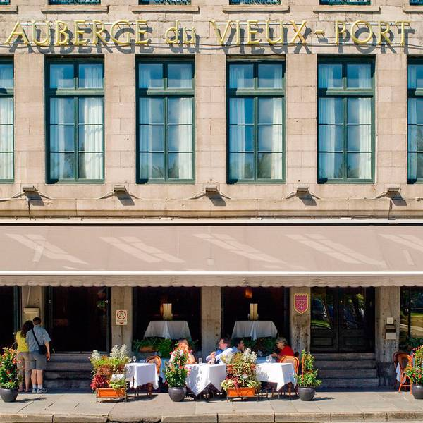 Hotel Auberge du Vieux-Port 1