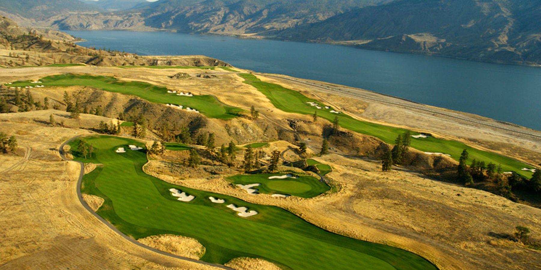 Kamloops - Golf - Golfen West Canada - Doets Reizen