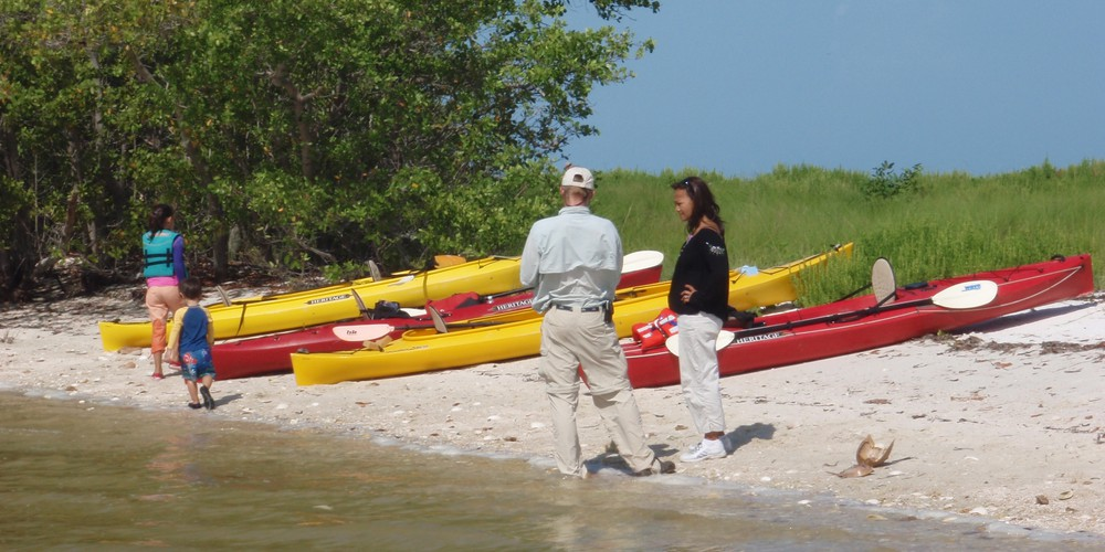Everglades Boat Assited Tour Florida Amerika
