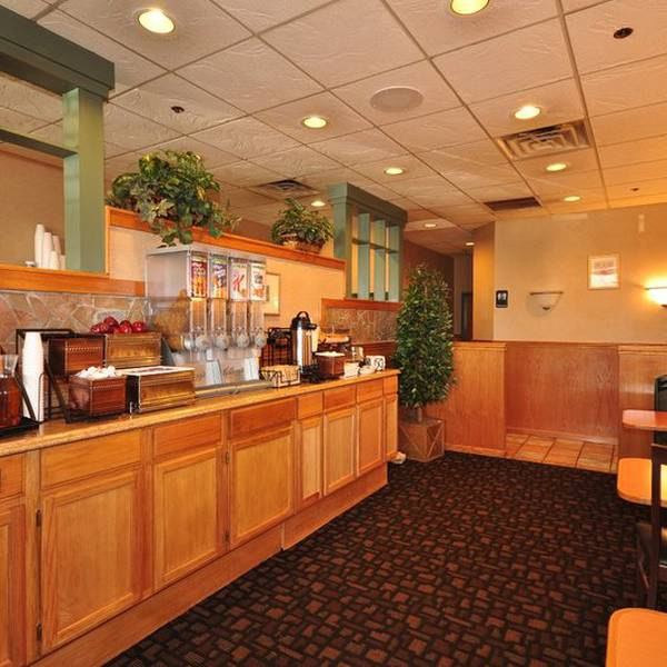 Best Western at O'Hare - restaurant