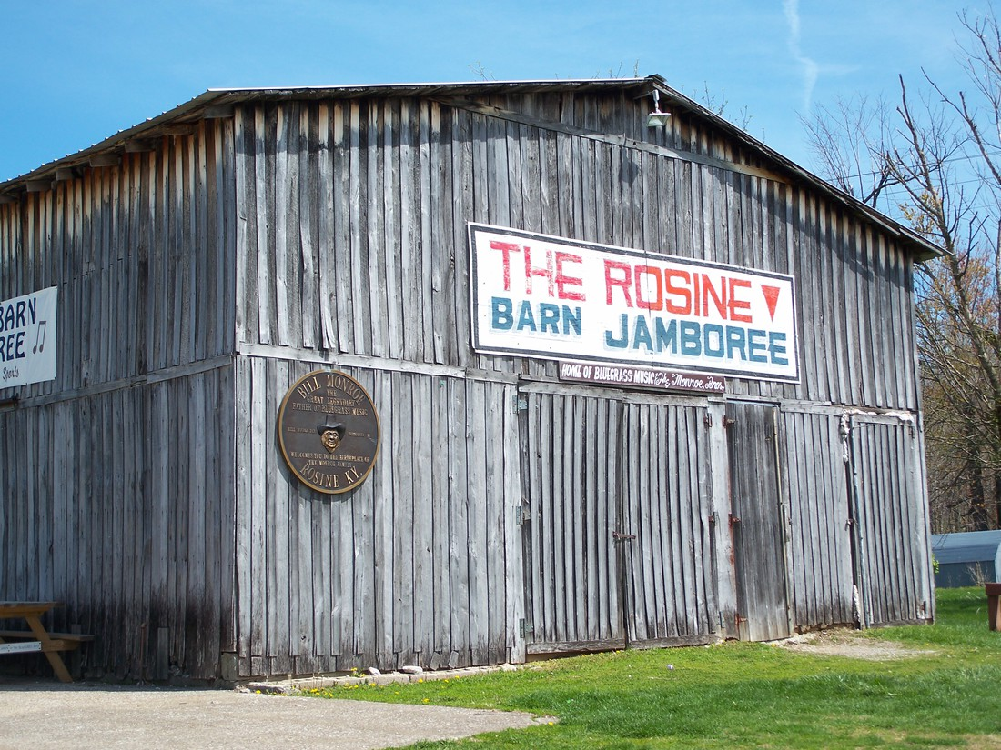 Rosine Barn