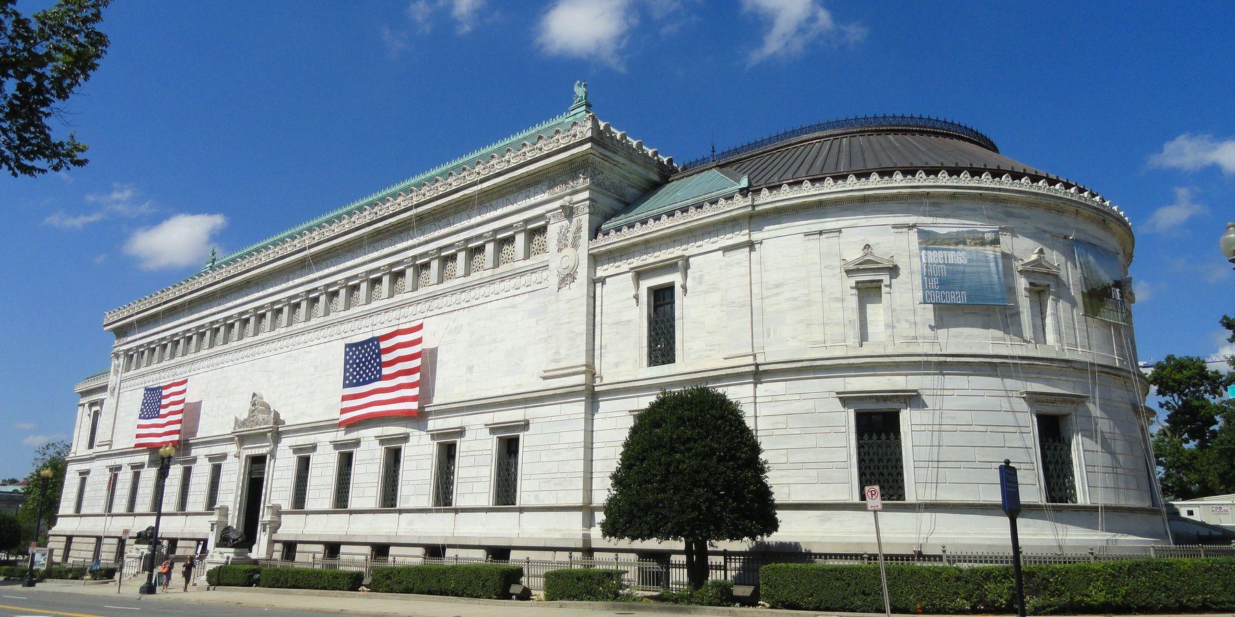 Corcoran Gallery of Art - Washington D.C. - Doets Reizen