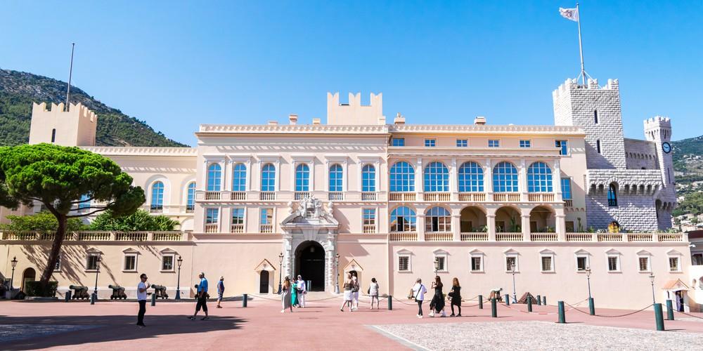 Monaco Paleis Doets Reizen Afbeelding van Charlottees via Pixabay | Frankrijk