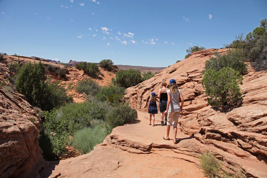 Arches National Park - Utah - Doets Reizen