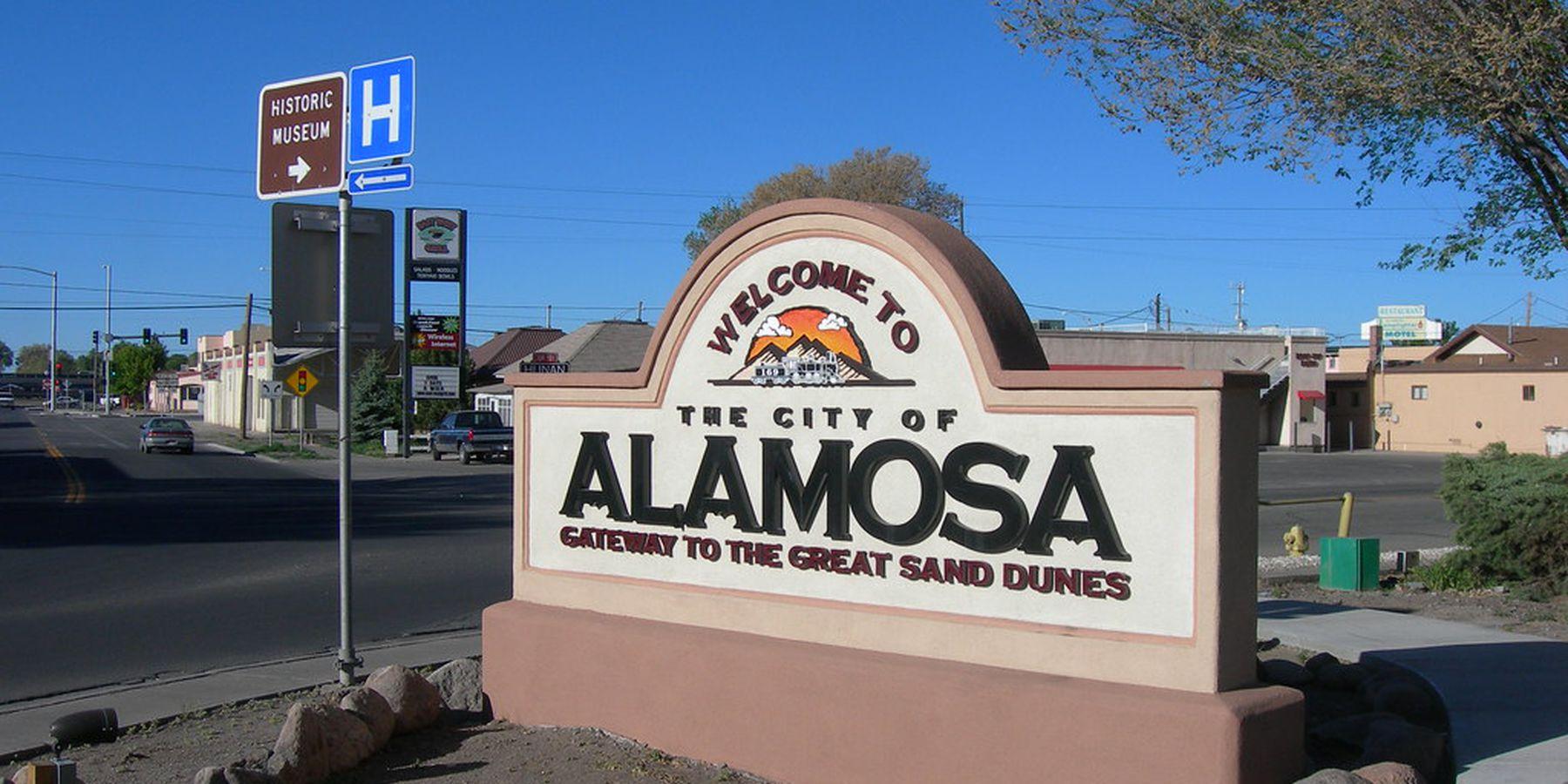 Alamosa - Colorado - Doets Reizen