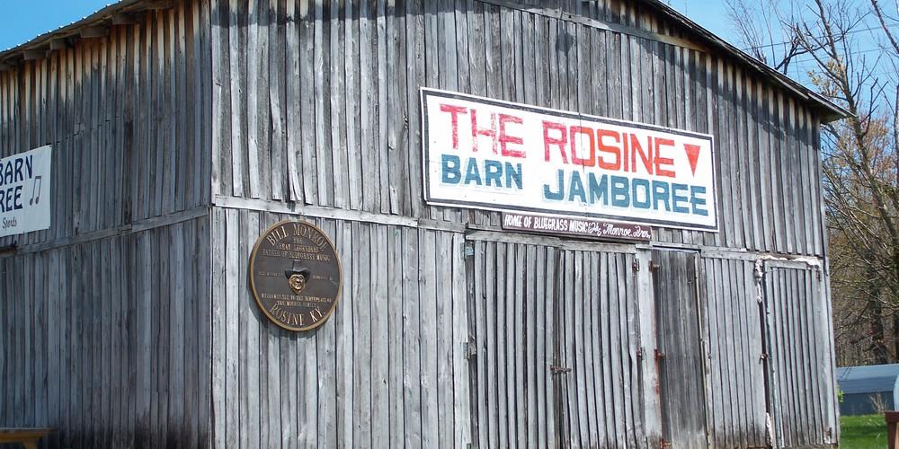 Rosie Barn - Kentucky - Amerika - Doets Reizen