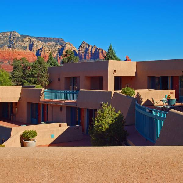 Best Western Inn of Sedona - aanzicht