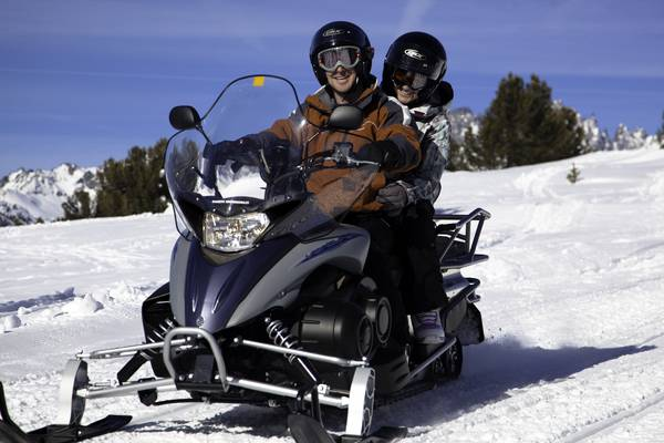 Wintersport - Mammoth Mountain - California - Amerika - Doets Reizen
