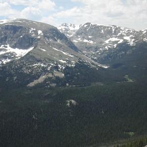 Dinsdag 23-6 Estes Park Colorado - Dag 24 - Foto