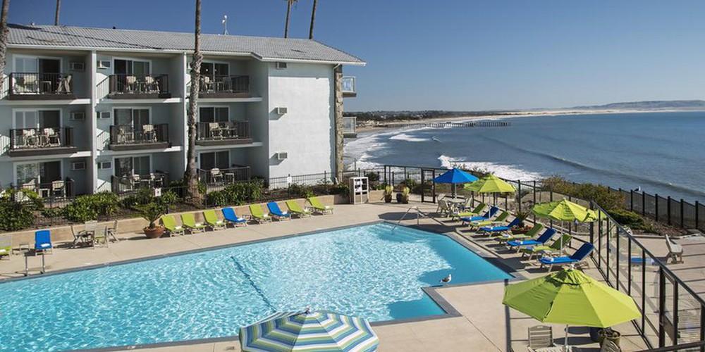 Shore Cliff Hotel - Pismo Beach - California - Amerika - Doets Reizen