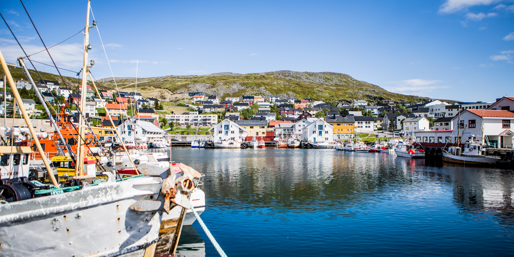 Honningsvåg-Doets Reizen - Vakantie Noorwegen - Credits VisitNorway.com