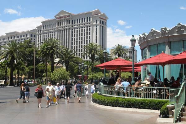 Strip Las Vegas - Nevada - Doets Reizen