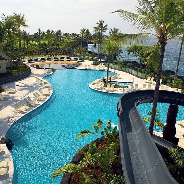 Sheraton Kona Resort & Spa Pool
