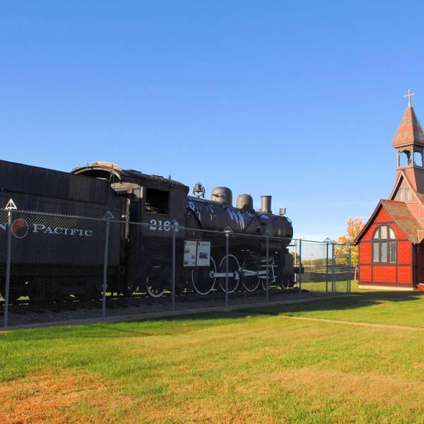 Bismarck - North Dakota - Amerika - Doets Reizen