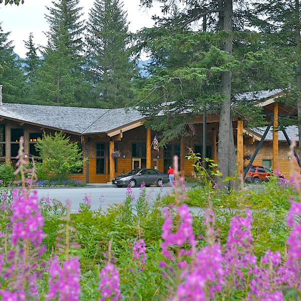 Seward Windsong Lodge - exterior