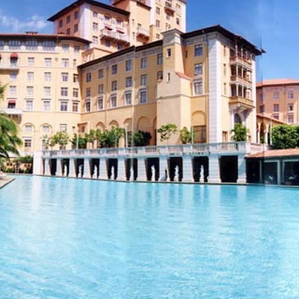 The Biltmore Hotel - zwembad