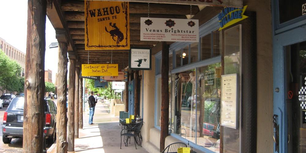 Santa Fe - New Mexico - Amerika - Doets Reizen