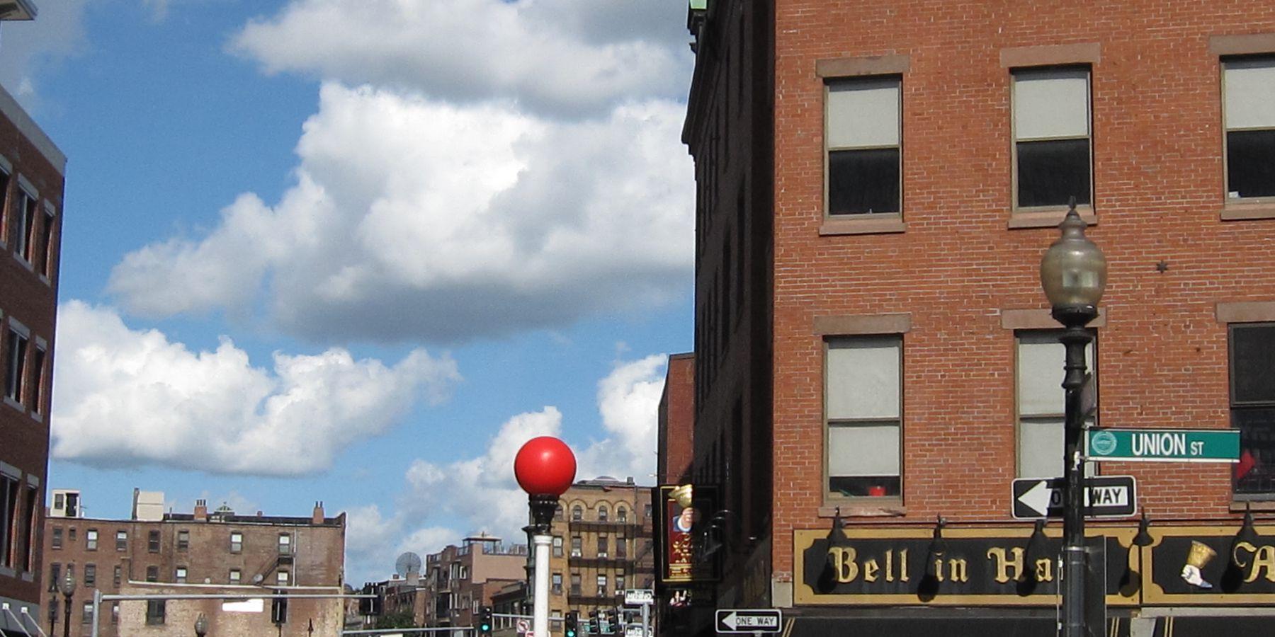 Union Street - Boston - Massachusetts - Doets Reizen
