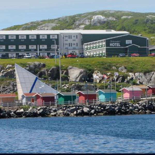 St Christophers Hotel Port aux Basques 4