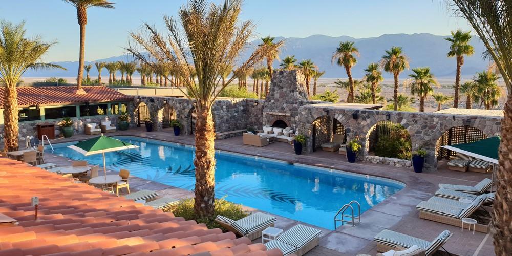 The Inn at Death Valley - California - Amerika - Doets Reizen