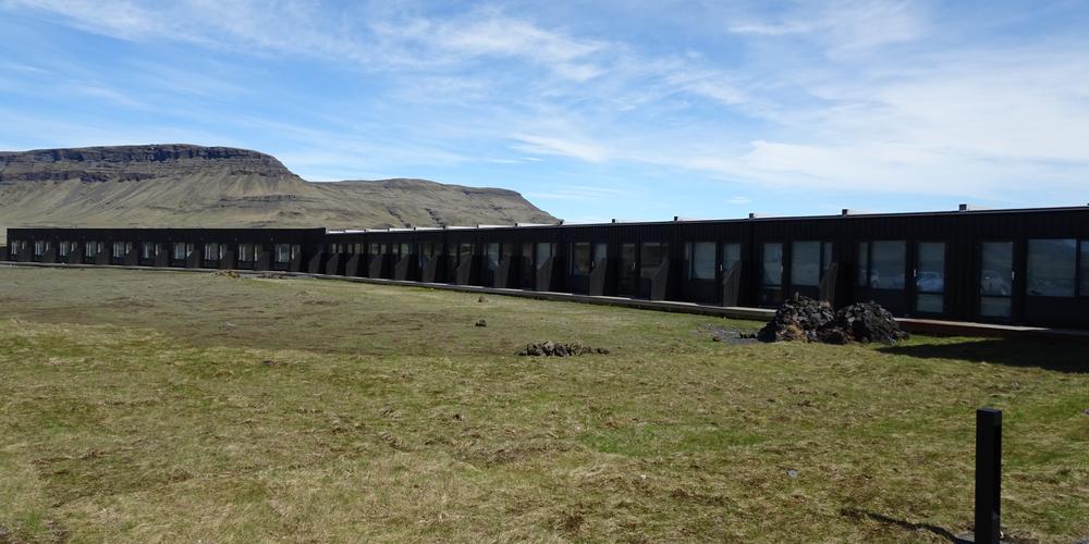 Fosshotel Nupar - IJsland - Doets Reizen