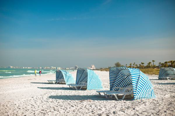 Cabanas St Pete Beach - Florida - Doets Reizen