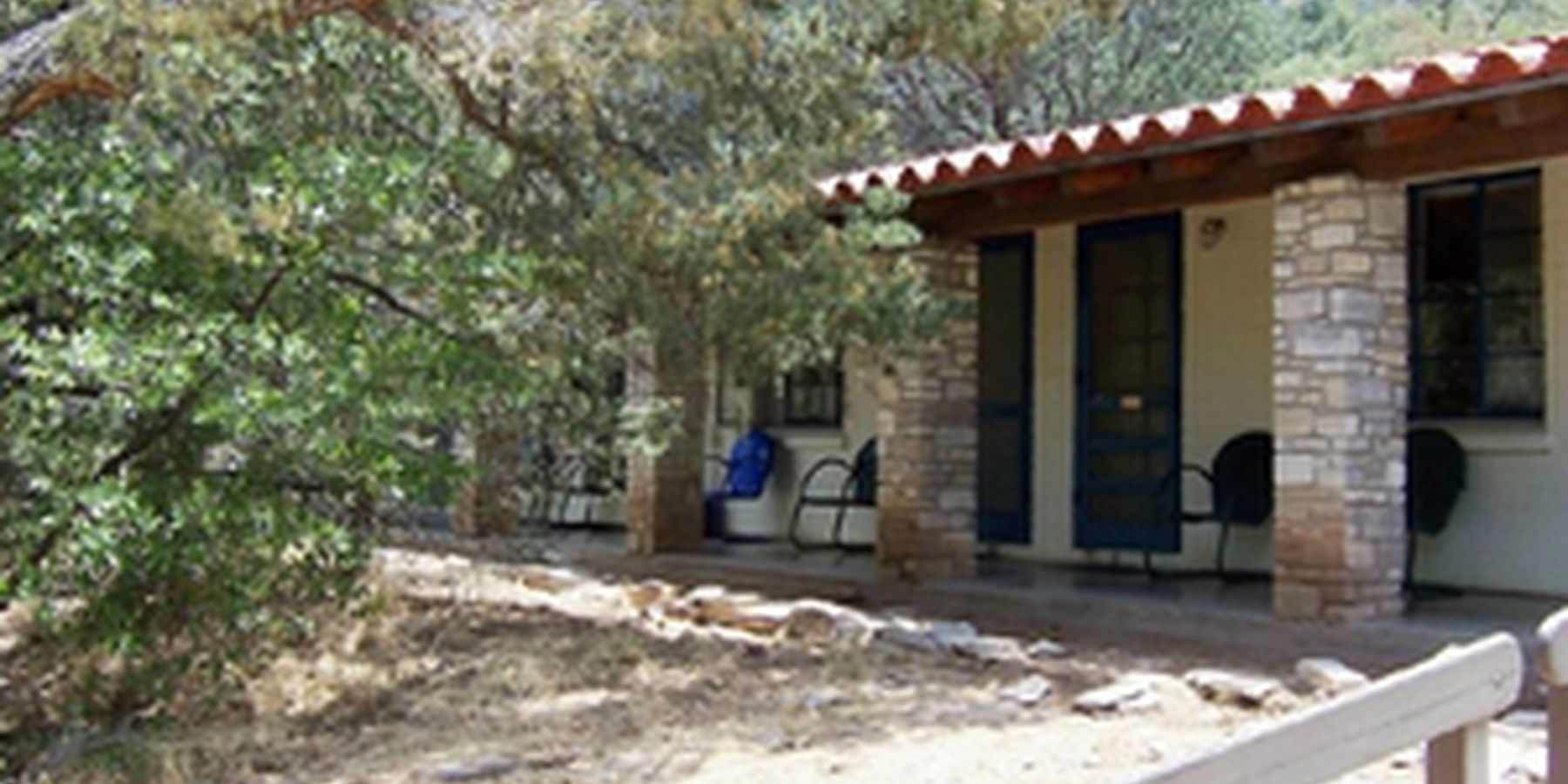 Chisos Mountain Lodge - exterior