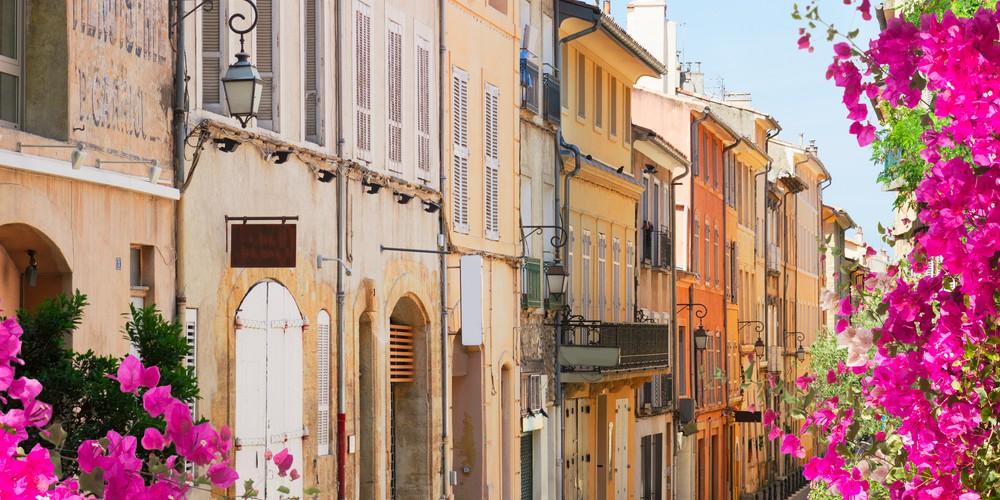 Aix-en-Provence - Zuid Frankrijk - Vakantie Frankrijk - Doets Reizen