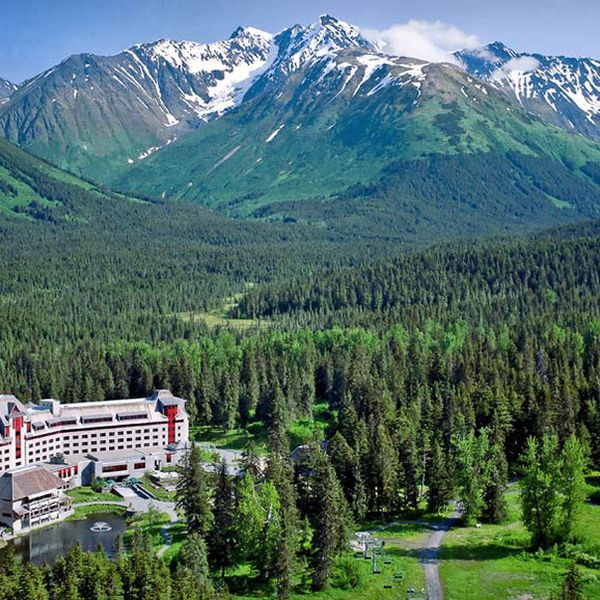 Hotel Alyeska at Alyeska Resort - 2
