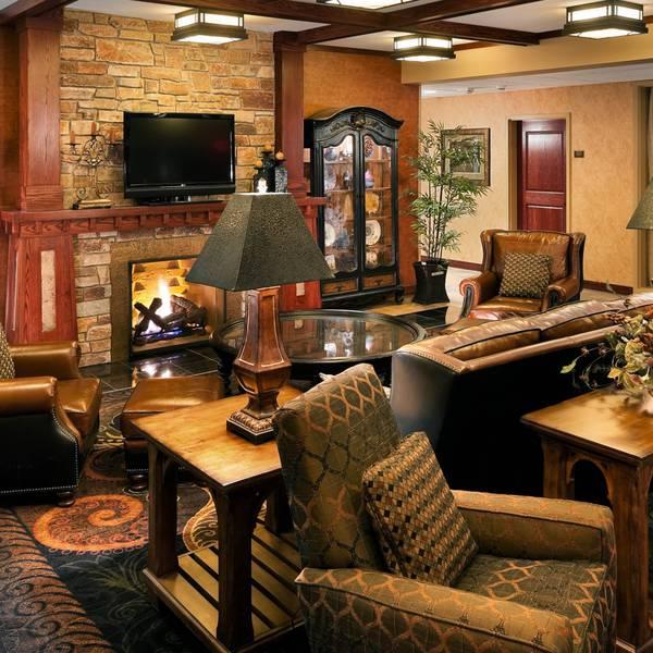 Lodge at Deadwood - lobby