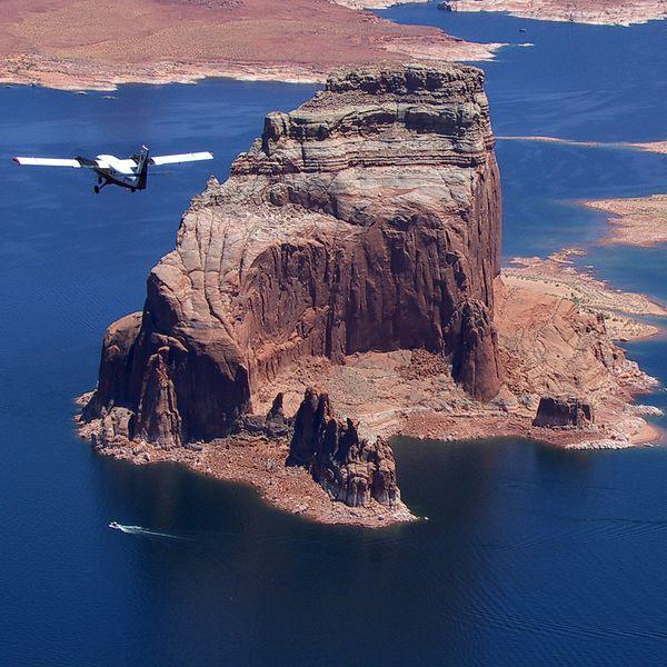 Horseshoe Bend Air tour & Antelope Canyon Tour - Page - Arizona - Doets Reizen