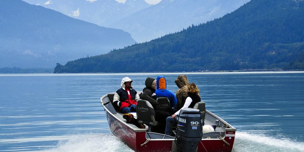 Tweedsmuir Park - British Columbia - Canada - Doets Reizen