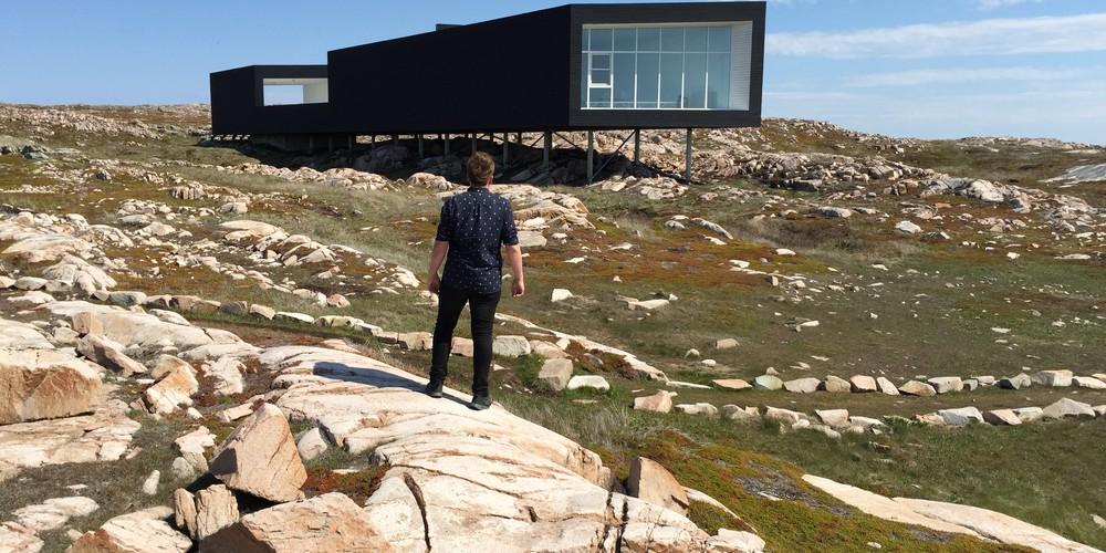Long Studio - Fogo Island - Newfoundland & Labrador - Canada - Doets Reizen