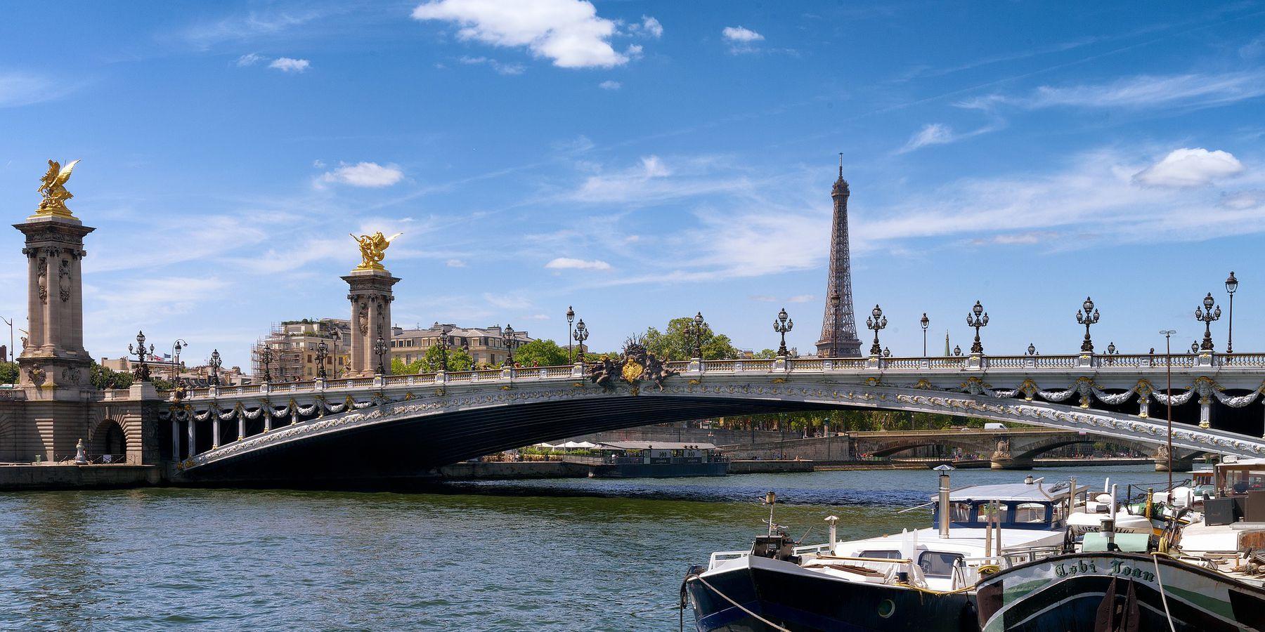 Parijs de Seine Doets Reizen afbeelding van MustangJoe via Pixabay | Frankrijk