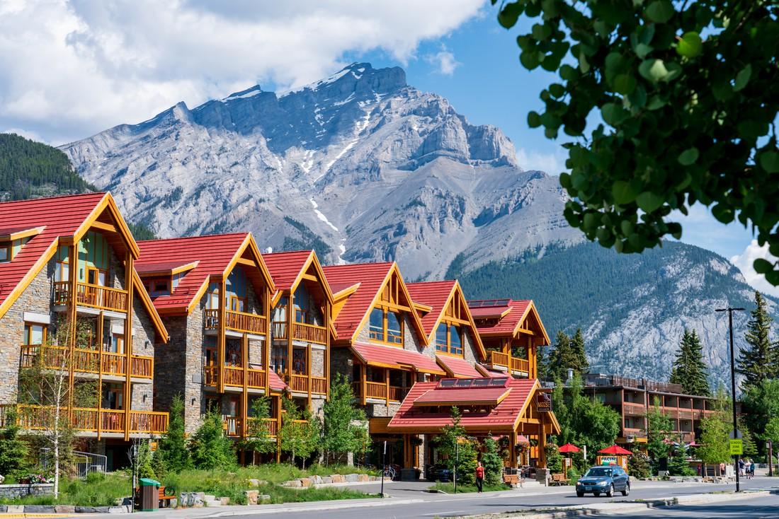 Moose Hotel - Banff - Alberta - Doets Reizen