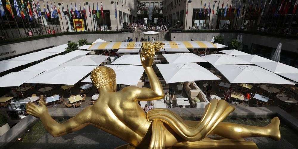 Rockefeller Center - New York - Doets Reizen