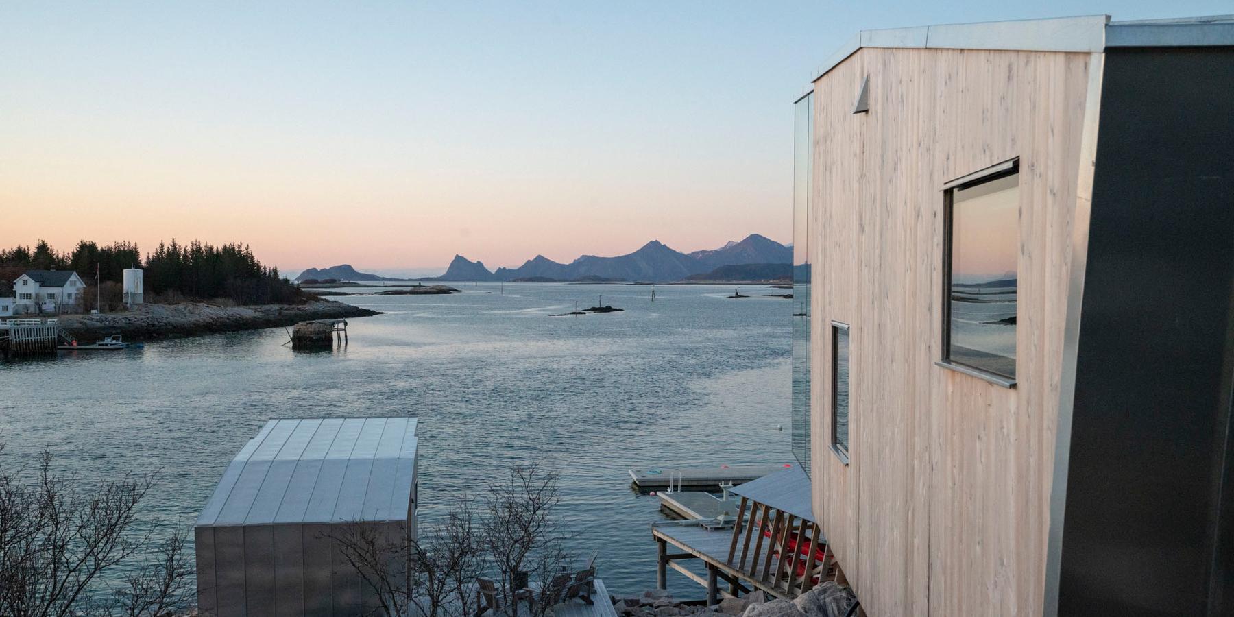 Manshausen in Nordland - Vakantie Noorwegen - Doets Reizen - Credits Visit Norway