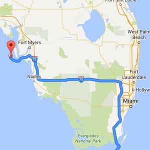 Dag 10 het zuidelijkste puntje van Florida - Dag 10 - Foto