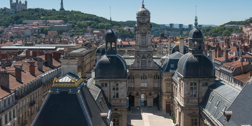 Lyon Frankrijk Doets Reizen - afbeelding van CETIAT via Pixabay