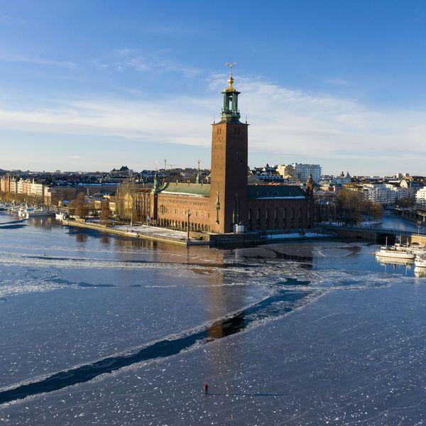 Stockholm & Uppsala winter break - Stad