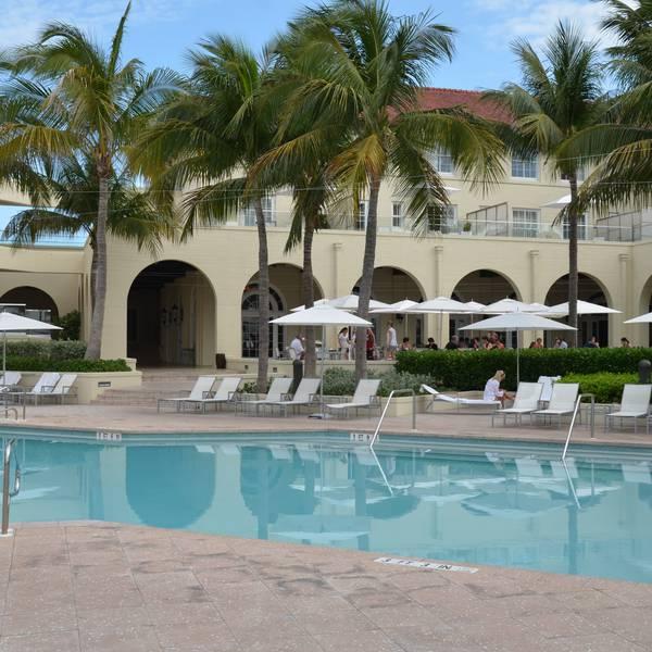 casa marina resort - pool