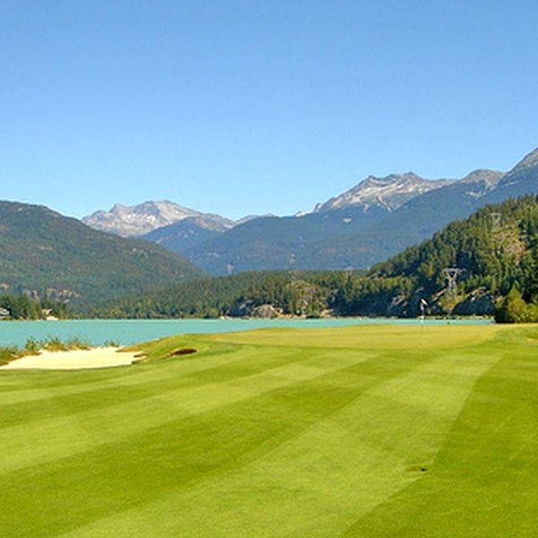 Whistler - Golf - Golfen West Canada - Doets Reizen