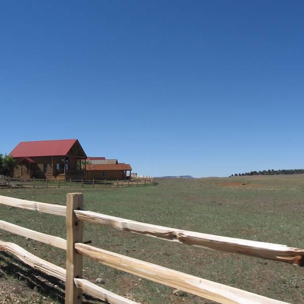 Zion Mountain Ranch - aanzicht
