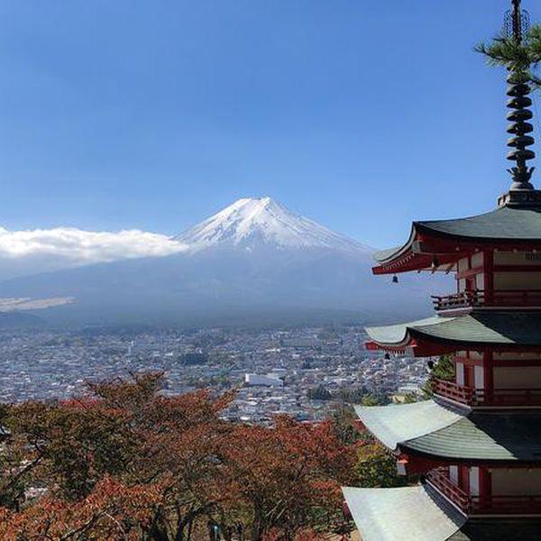 Droomreis Japan